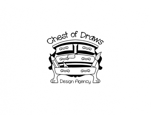 Chest of Draws – Our own Logo!