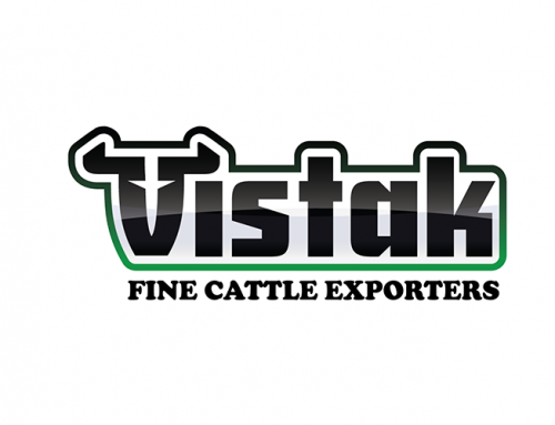 Vistak – Logo for a Cattle Exporter